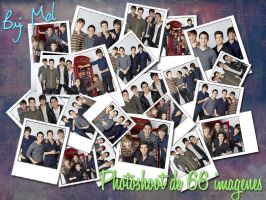 Big Time Rush Photoshoot 14 by MelSoe