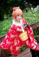 Gintama cosplay by PiccsyCrumples