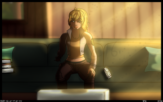 RWBY - Vol.4 - For you and you only by JamesCranmer