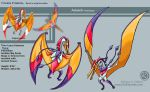 Aviarch Design sheet by TheCreationist