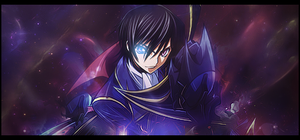 Lelouch Lamperouge by H3R0sELIT3
