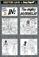 DocWhoFUNSY PAGES - INVISIHELM by thedamp