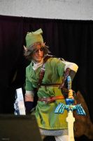 link cosplay by Spiral-simon