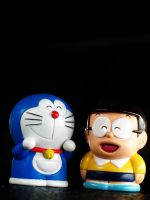 Doraemon and Nobita 1 by yudhistirautomo