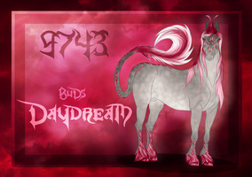 9743 BuD's Daydream by GuardianOfJay