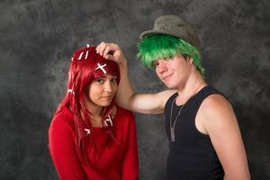 Happy tree friends cosplay ~ 4 by Itamichiro
