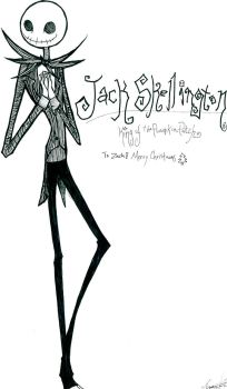 -Jack Skellington by Lyss- by ShikaXsaysXRAWR