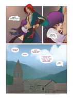 Once upon a Time 3Ch: 15 page by sionra