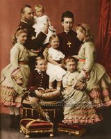 Grand Ducal Family of Hesse by Livadialilacs