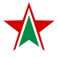 Alternate Communist Hungary Roundel by Viereth