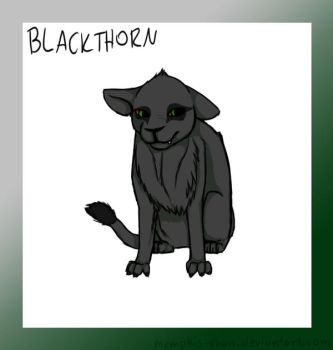 Blackthorn by Memphis-chan