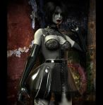 Goth by whiteravenimages