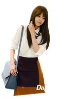 SooYoung SNSd Render by IAM-MUPMIP