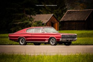 67 Dodge Charger by AmericanMuscle