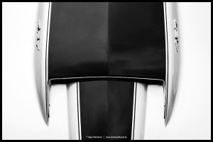 Stinger Hood by AmericanMuscle