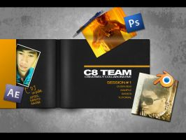 C8 Team: The First 3 by nash88