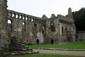 Bishops Palace, St Davids, Pembrokeshire 6 by OghamMoon