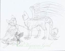 .:DT Sketch:. by lilwyverngirl