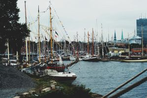 The Tall Ships Races 2013 by justVi