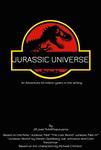 Jurassic Universe Fanfic Poster by JPLover764