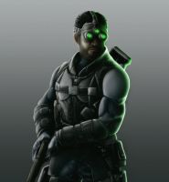 Sam Fisher - Eclipse by Jazz117Volkov