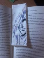 Bookmark by Aggeloff
