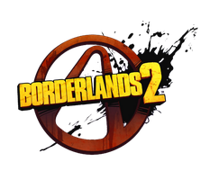 Borderlands 2 logo Render by CodyAWilliams
