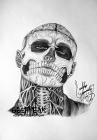 Rick Genest- Profile 2 by GeeFreak
