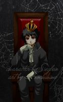 +The Black Emperor+ by twilight-inochihime