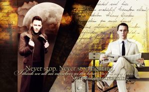 Never stop live by FelisiaLettise