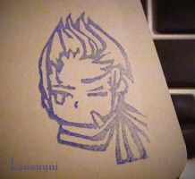 Netherlands~rubber stamp by kanonyui