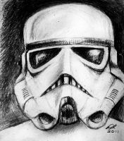 Stormtrooper study by philippeL