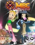 MBC The Comic Series - Cover by HellaStyle