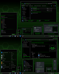 LightSabre-Green Theme by Skull1959