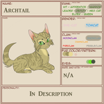 Archtail by YHinne