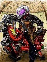 motopsycho by MonsterMansion