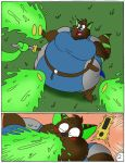 Slime attack page 2 by Robot001