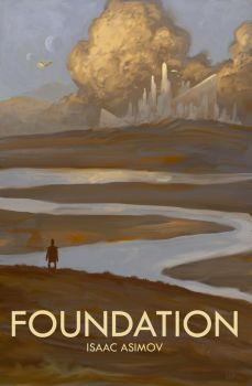 Foundation Bookcover Dummy by seancruz