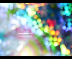 Natural Colorful BOKEH v4 by ammardesigns
