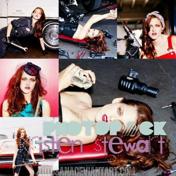 Photopack Kristen Stewart N.3 by TutosAna