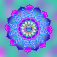 Mandala by pinkal09