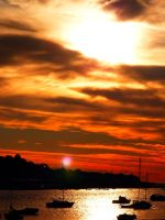 Appledore Sunset by Jambug150