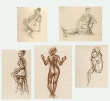 figure drawings by toerning