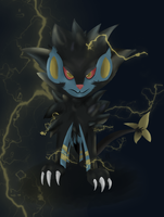 Luxray by hyperkit9978