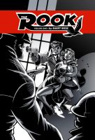 The Rook Volume One Cover by GeorgeSellas