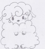 [Request]Mika the Sheep by HelloMew