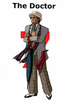 The Seventh Doctor by Mr-Saxon