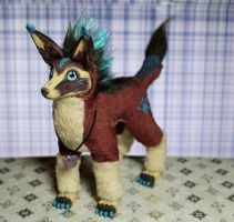 Art doll. Commission for Kitsooki by RedFoxAlice