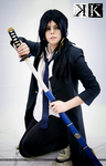 K Project - Yatogami by NeeYumi