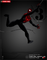 TRDL - Ultimate Spider-Man by TRDLcomics